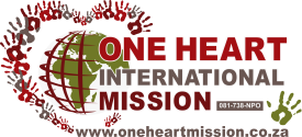 One Heart International Mission Mobile Logo