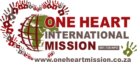 One Heart International Mission Mobile Retina Logo